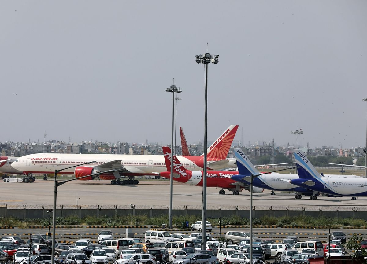 India's Domestic Air Passenger Traffic Down 40% To 77.34 Lakh In January