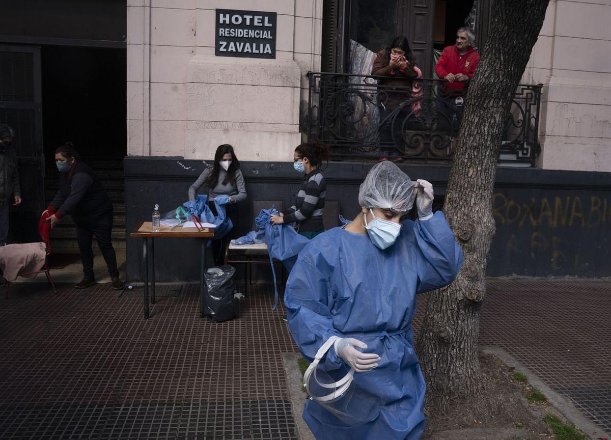 Argentina Won't Seek Fresh IMF Funding in Upcoming Talks