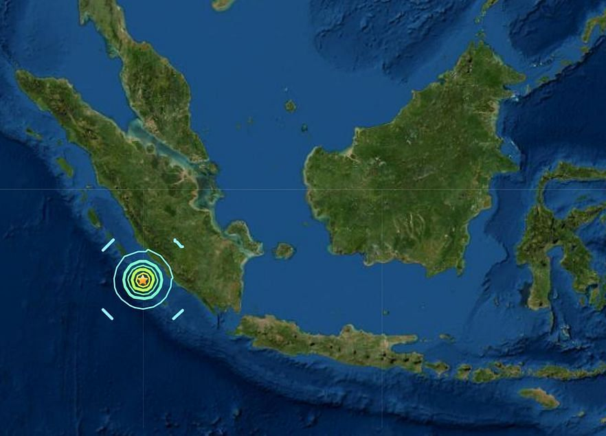 Indonesia Warns of Aftershocks After 6.9 Magnitude Earthquake
