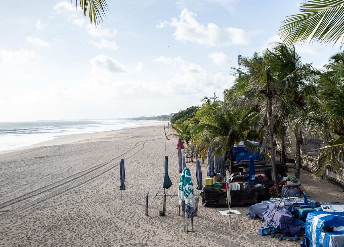 Tourist Hotspot Bali to Remain Closed to Foreigners All Year