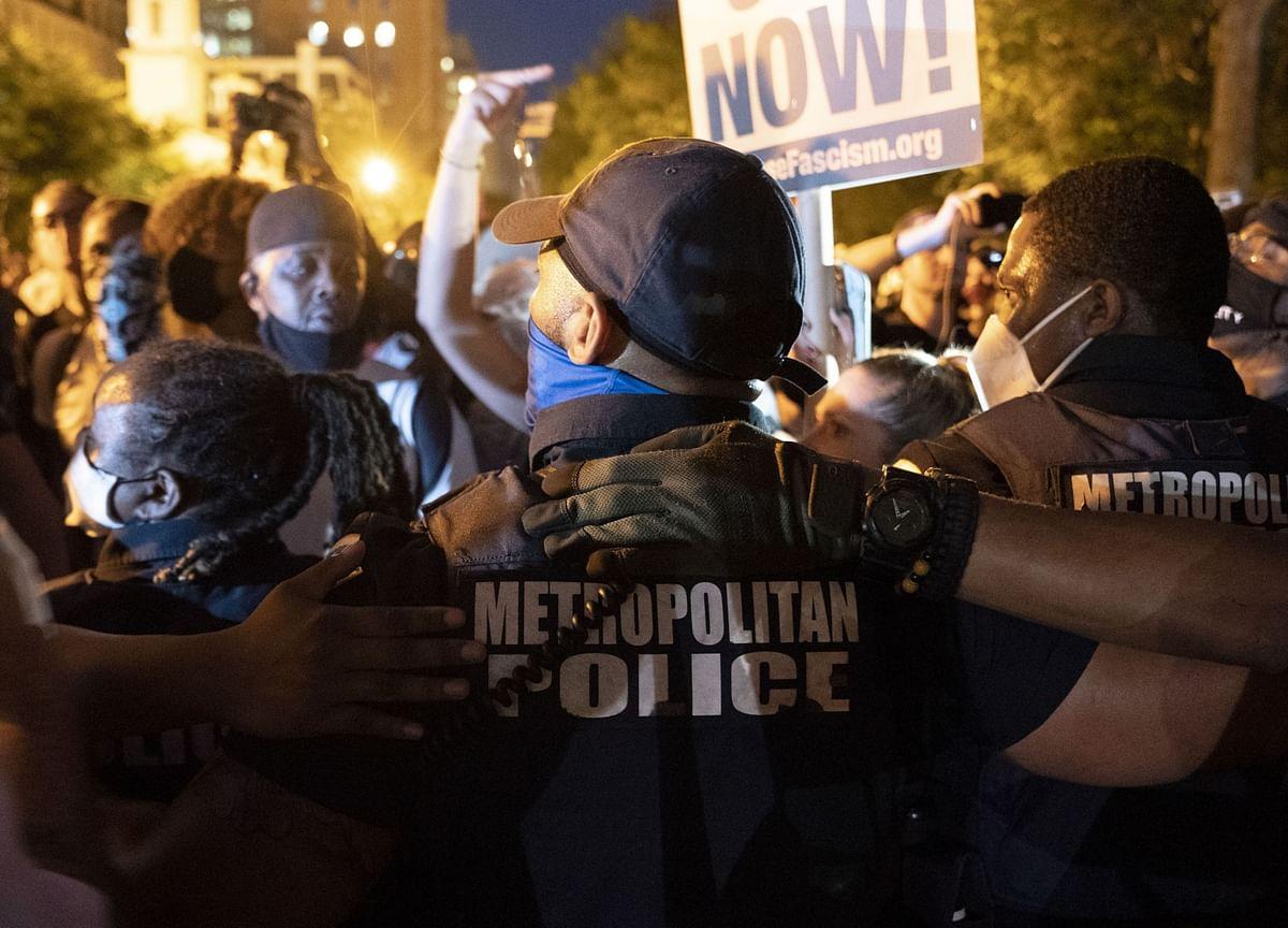 Trump Seeks 'Law and Order' in Tweetstorm on Portland Death