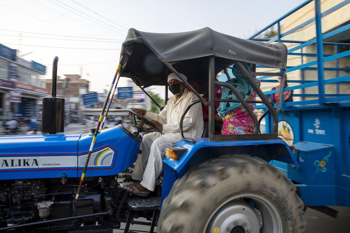 V-Shaped Recovery in India's Rural Economy Is Upside for GDP