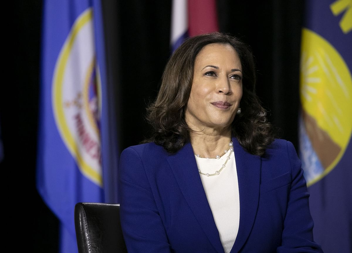 Kamala Harris's Indian Connections Spark Social Media Frenzy