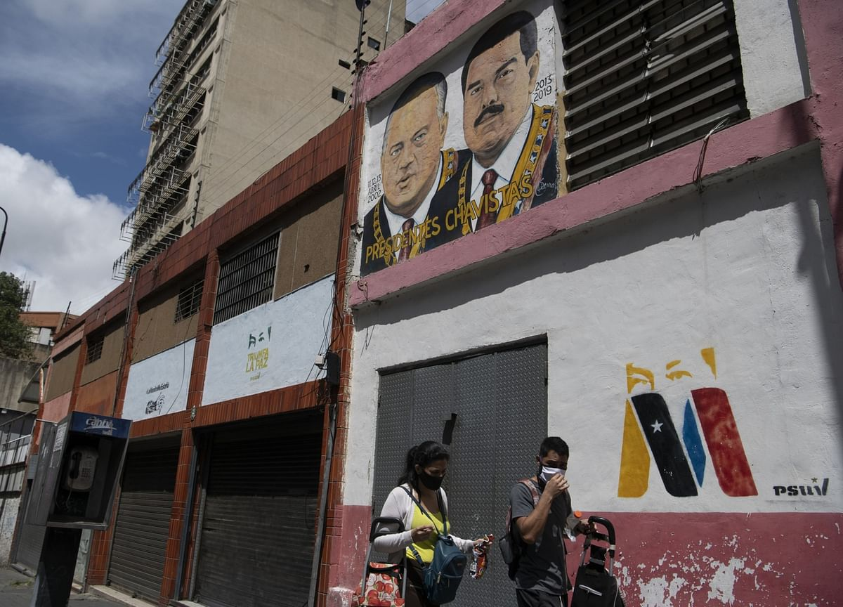 Venezuela's Maduro Is Weighing Purchase of Iranian Missiles