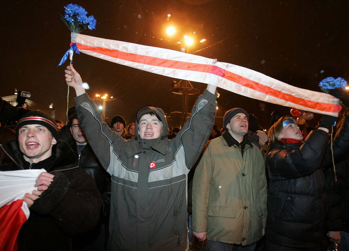 Belarus Protests Extend Into Third Night Despite Harsh Crackdown