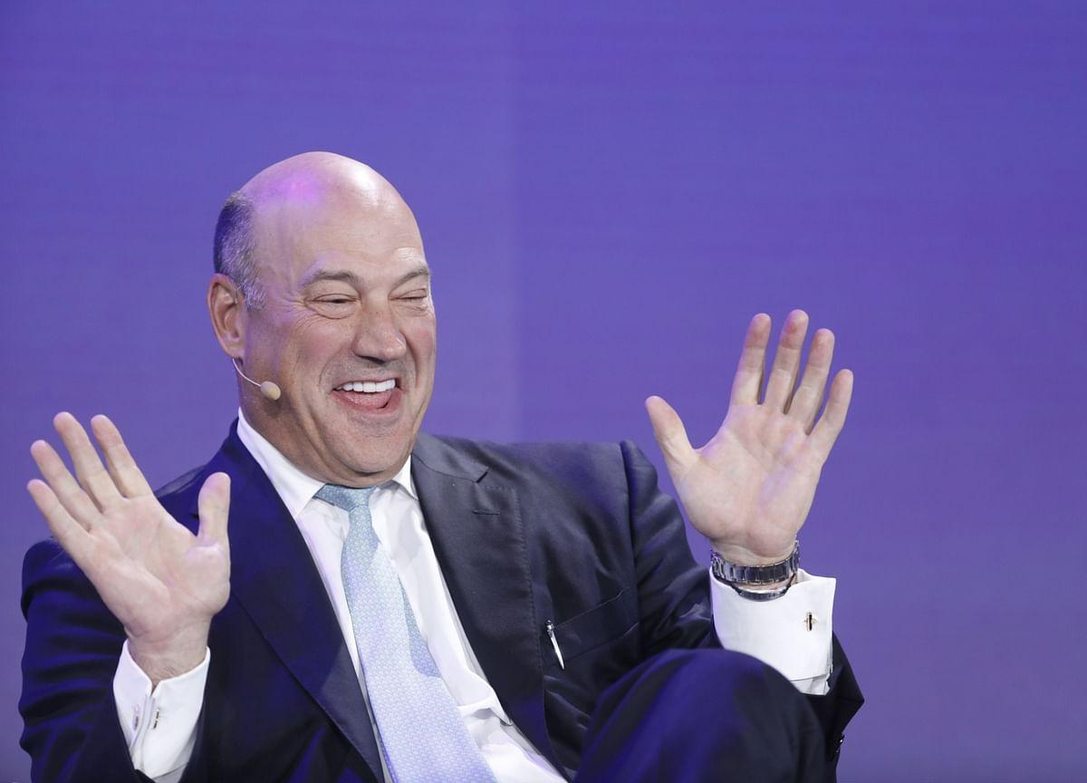 Former Goldman President Gary Cohn Joins Cliff Robbins's Blank-Check IPO