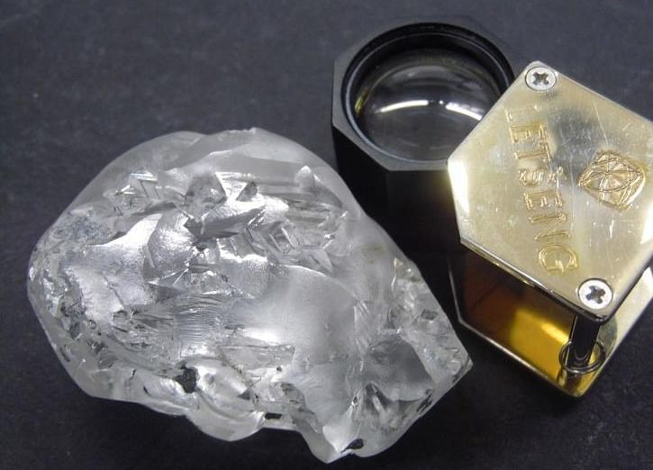 Miner Finds 442-Carat Diamond That May Be Worth $18 Million