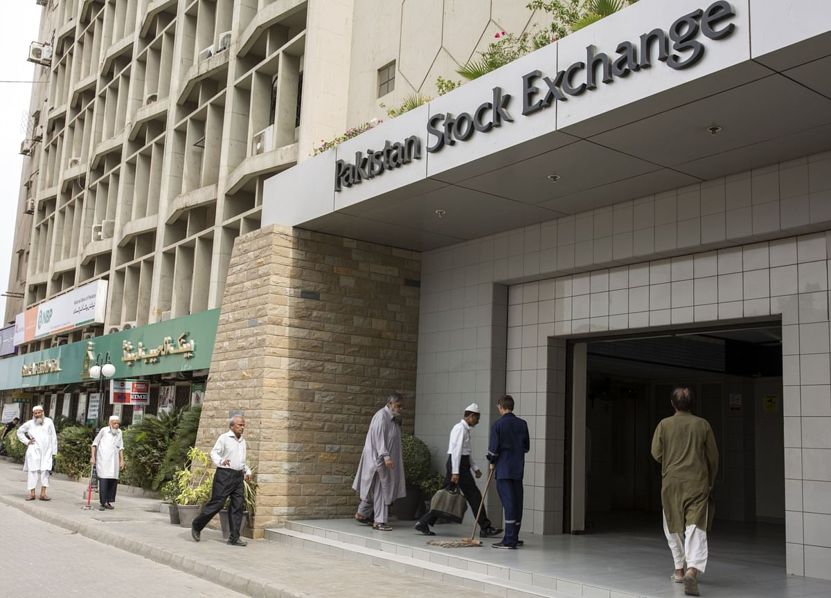 Pakistan Is The Hot Asian Stock Market Hungry for Foreign Cash
