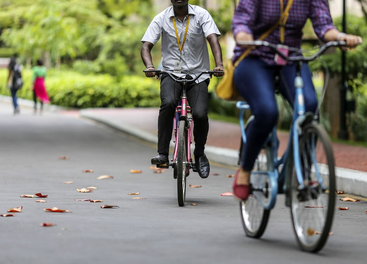 India's Bicycle Craze Spikes, Then Hits A Bump During Pandemic