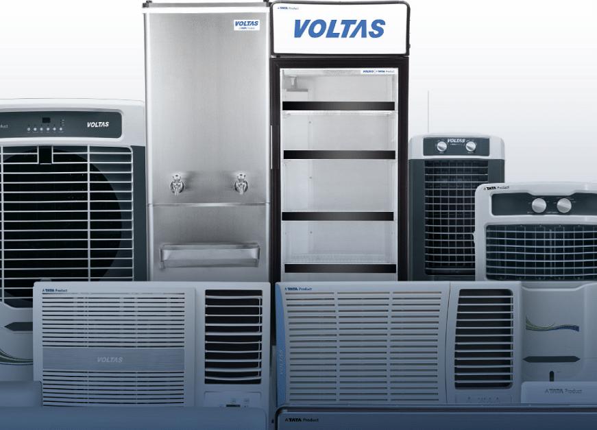 Voltas Q4 Review - Facing Covid-19 Led Heat Wave: Prabhudas Lilladher