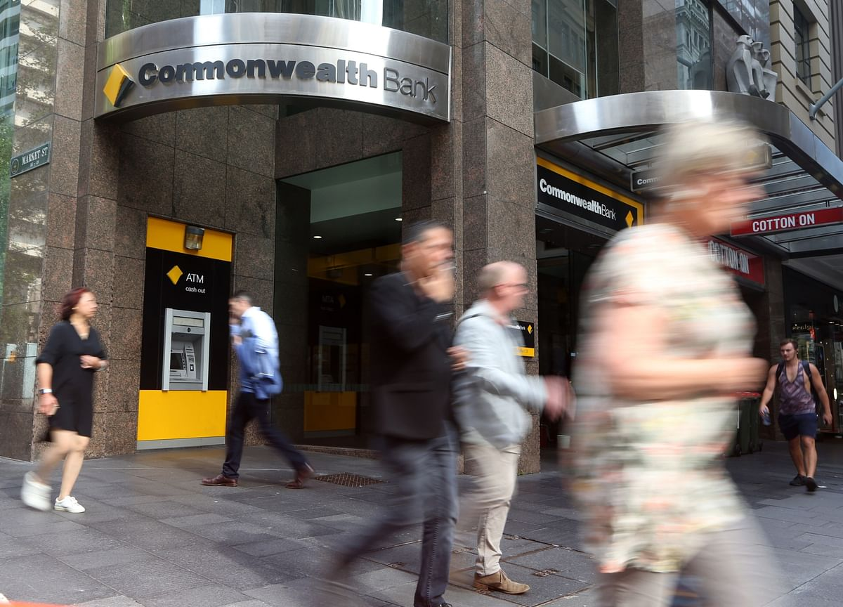 Australia's Recession Will Extend Into Third Quarter, CBA Says