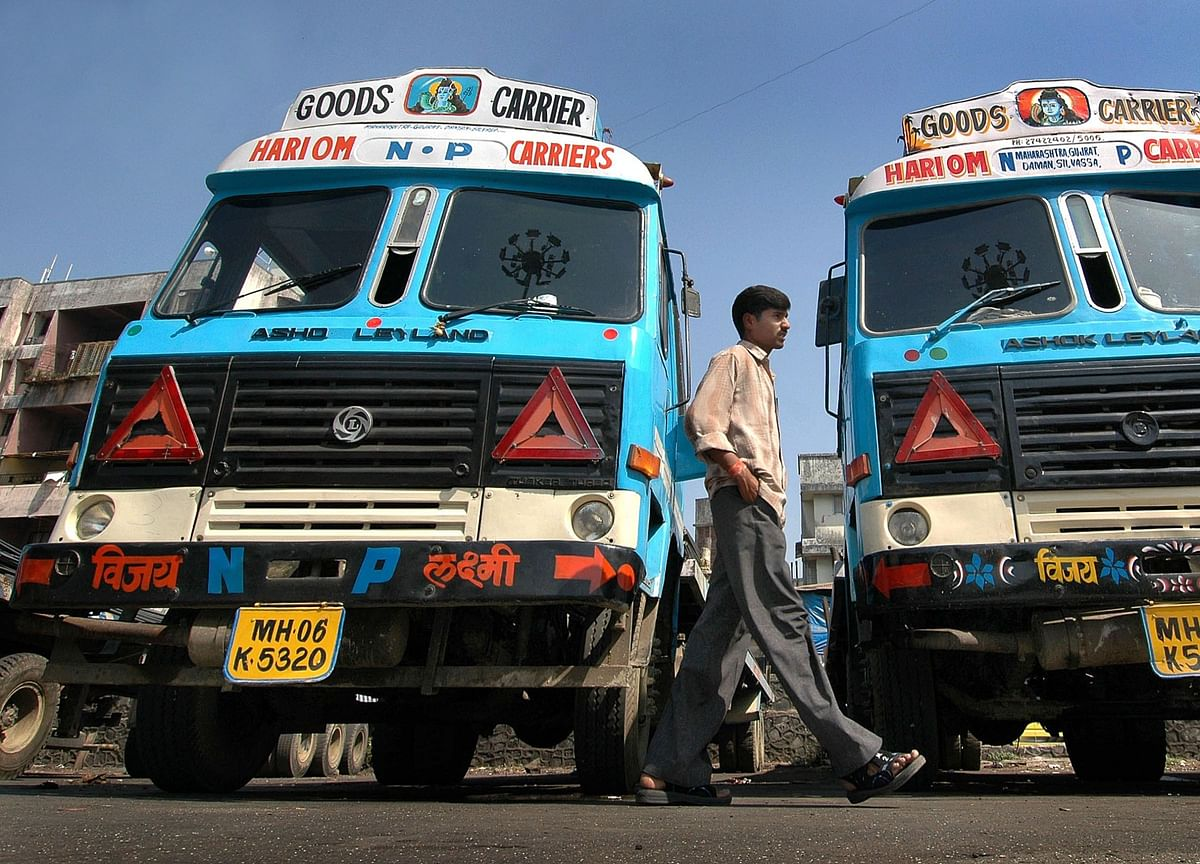 KRChoksey: Ashok Leyland - Near Term Weakness; Long Term Outlook Intact