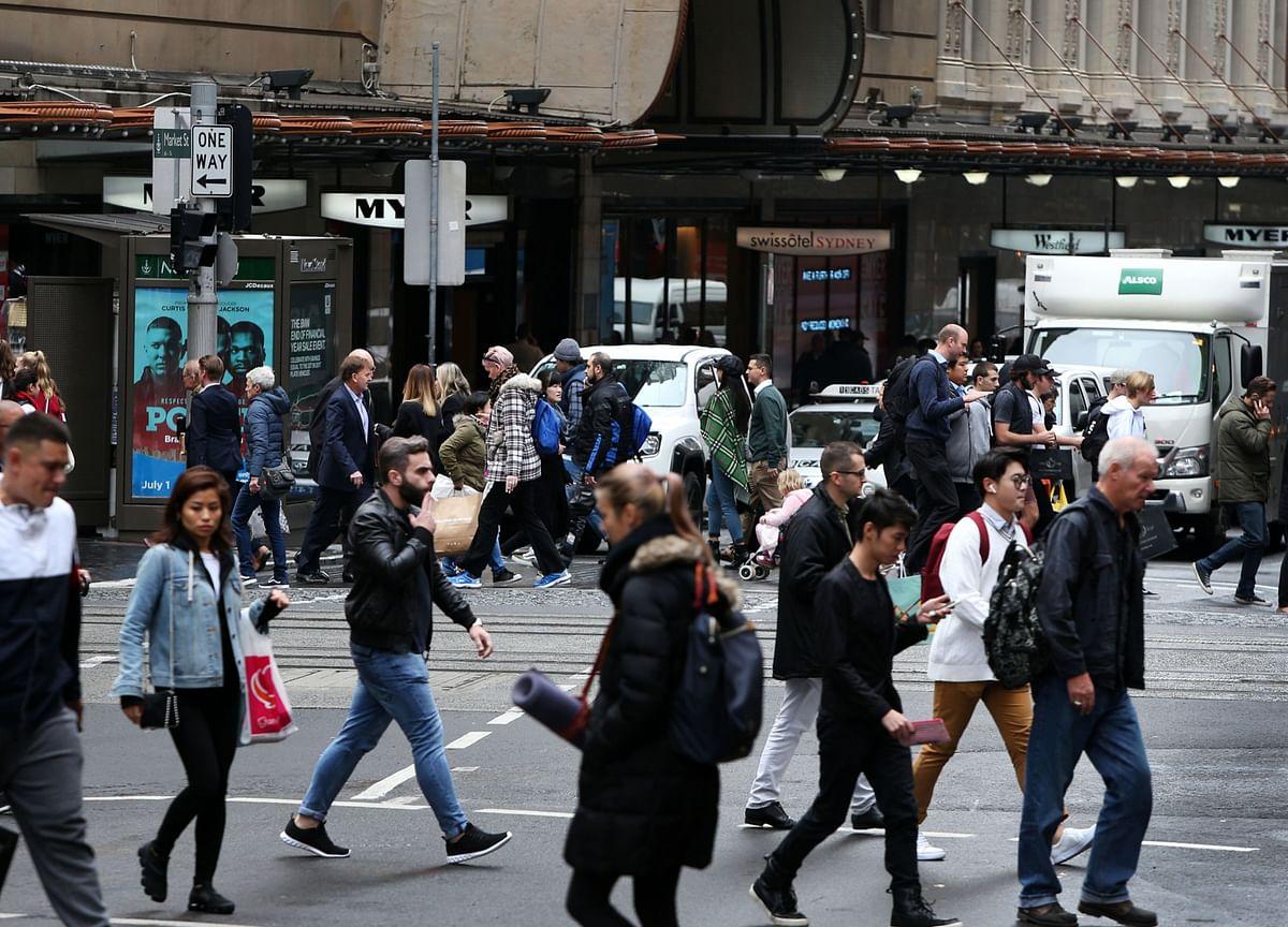 Australia's Job Market Divides Into Threeas Covid Hinders Recovery
