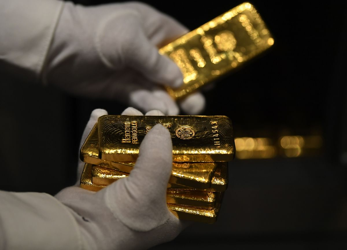 Gold Rally Sputters With Bets on Vaccine, Economies Denting ETFs