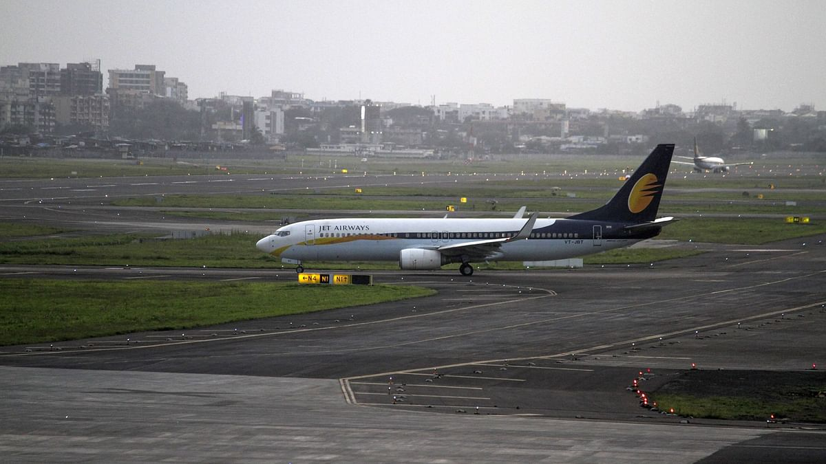 Jet Airways Insolvency Grounded By Landing Slots