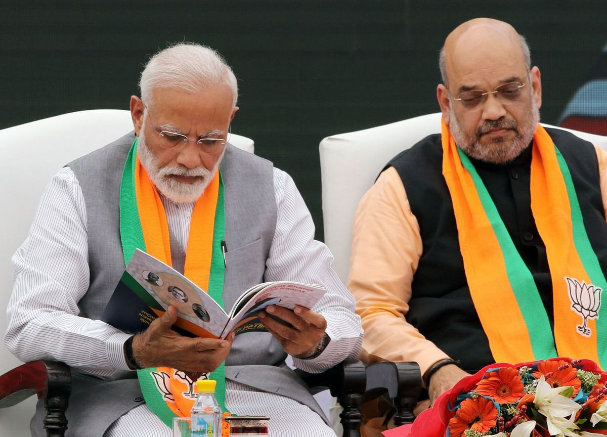 PM Meets Amit Shah, Rajnath Singh, Other Ministers Ahead Of Farmer Meeting