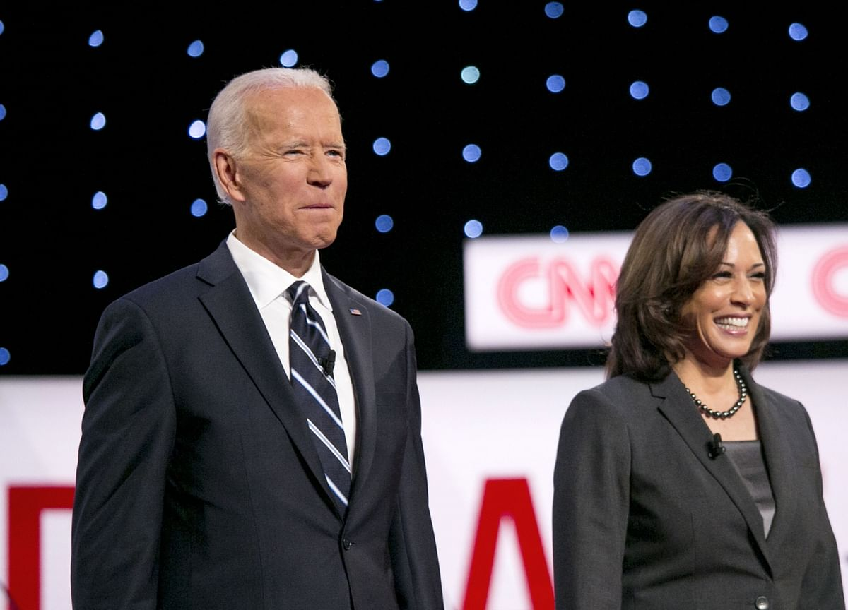 Biden Picks California Senator Kamala Harris as His Running Mate