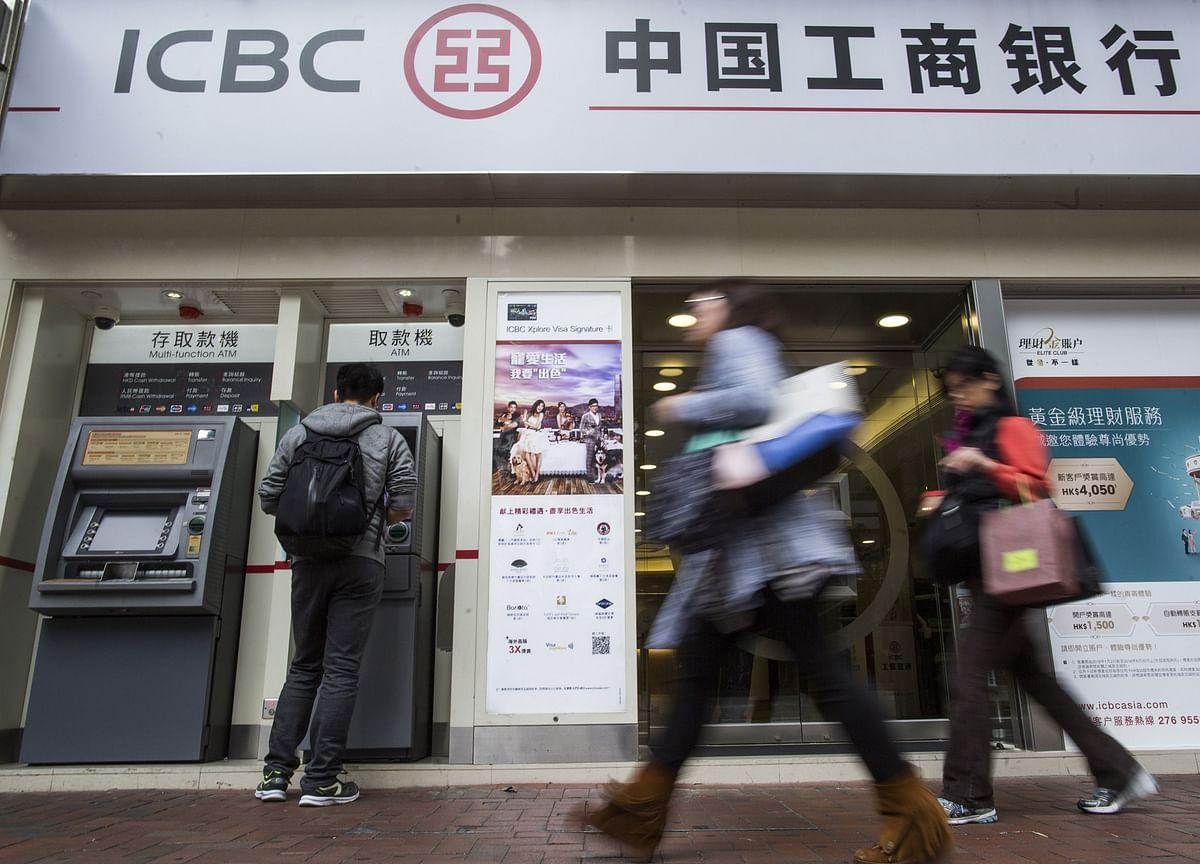Bad Debt Wave Drags China's Big Banks to Worst Profit Drop