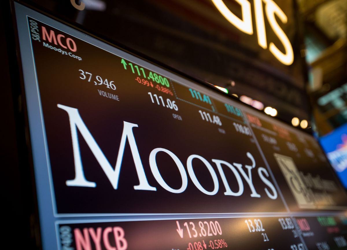 Moody's Projects 13.7% Growth In FY22, Expects 7% Contraction This Fiscal