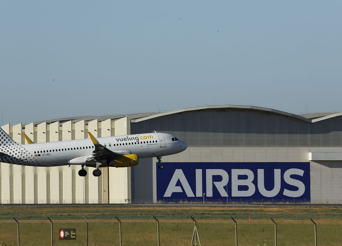 Europe Sees an Olive Branch in Latest U.S. Tariff Move on Airbus