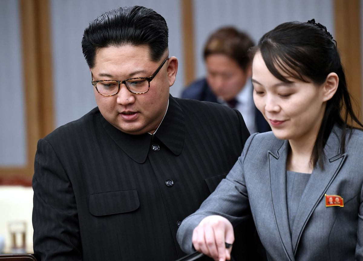 Kim Jong Un Warns on Economy, Promotes Sister, in Sign of Crisis