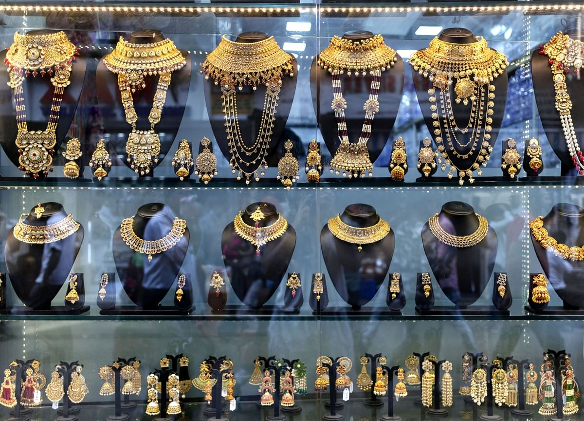 Gold's Rally to Give Way to Biggest Jeweler Share Sale in India