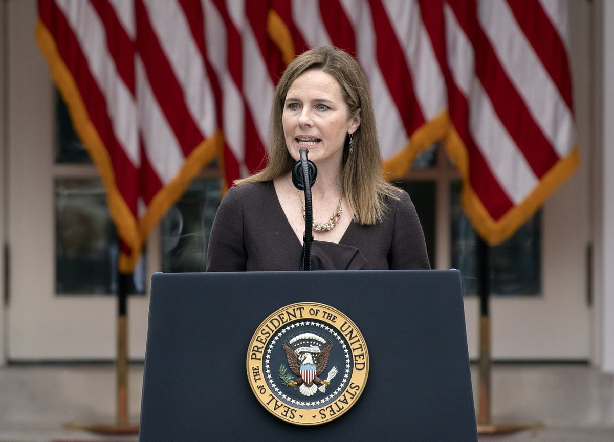 Amy Coney Barrett's Religion Won't Dictate Her Rulings