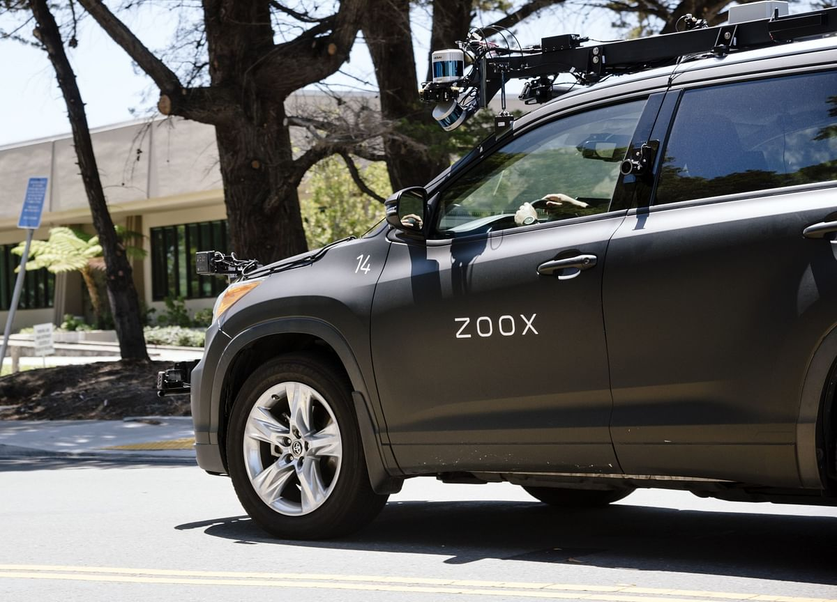 Amazon's Zoox Gets Green Light for Robotaxi Tests in California