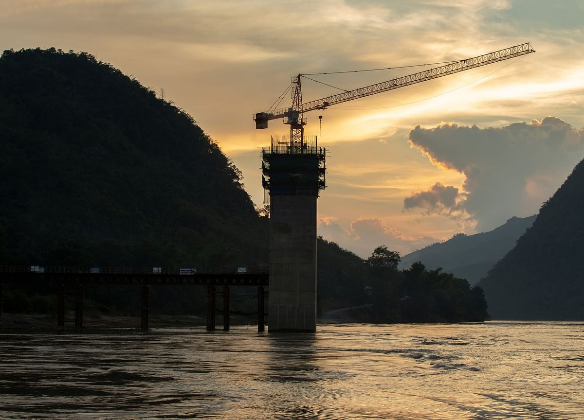 China's Dam-Building is Harming the Mekong River