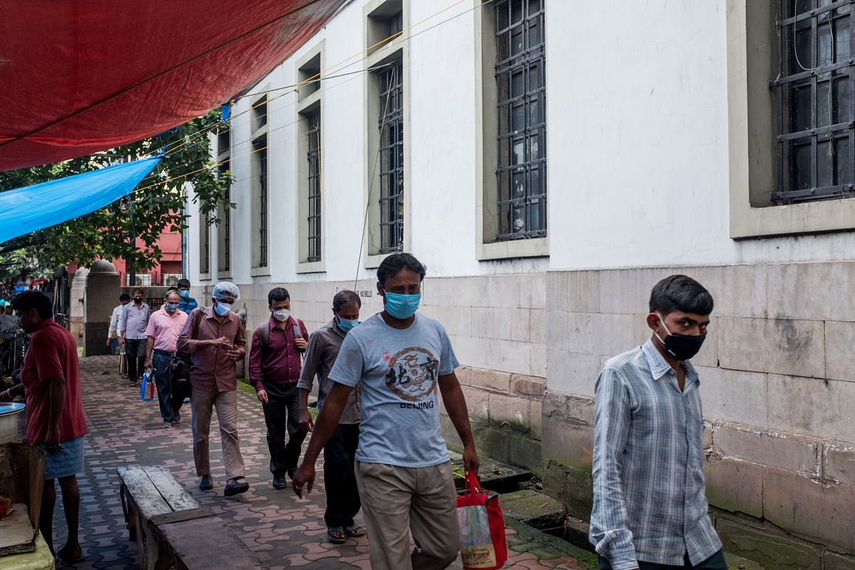 Coronavirus India Updates: Total Tally Tops 56 Lakh Even As Pandemic Spread Slows Down