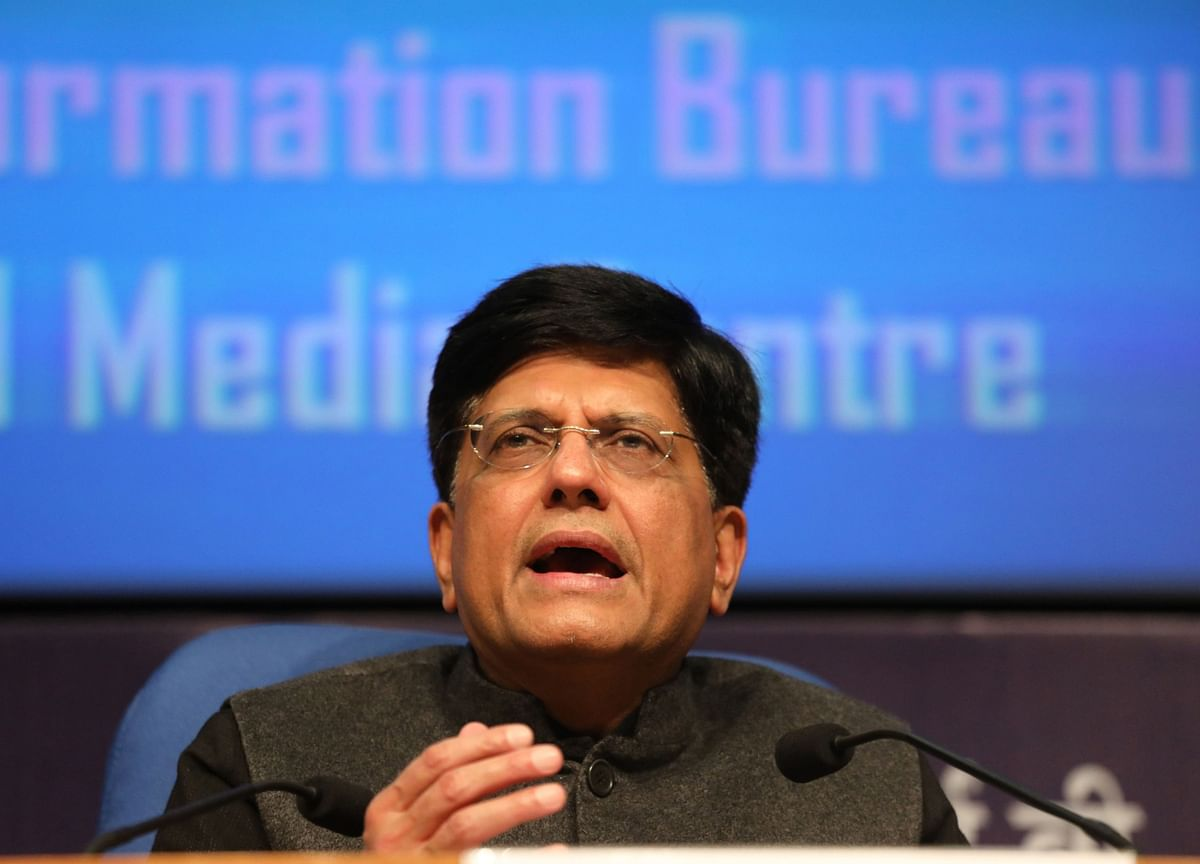 Railways' Infra Will Never Be Privatised, Assets To Be Monetised: Piyush Goyal