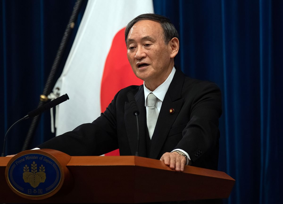 Suga To Help Bank Of Japan Tiptoe Away From Inflation At Any Cost