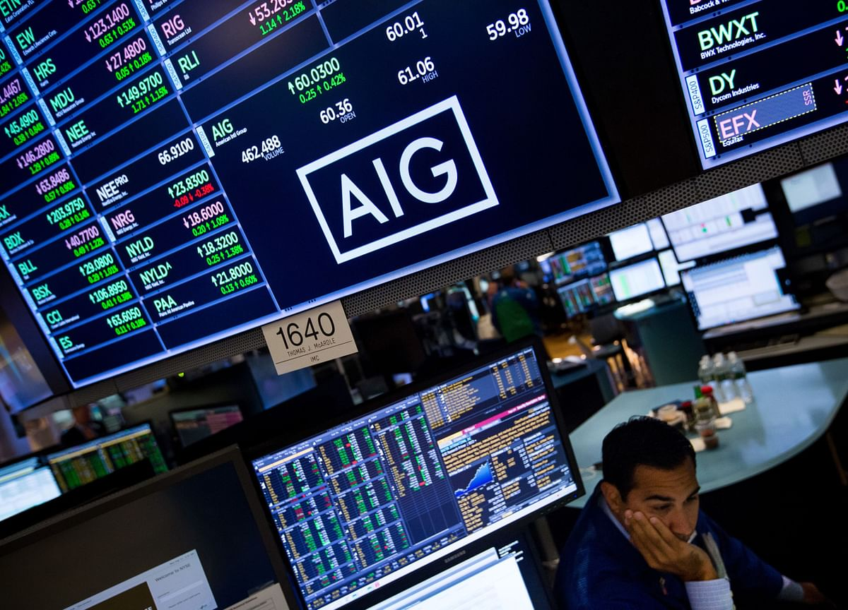 AIG's Top Black Ranks Get Thinner With Four Leaders Leaving