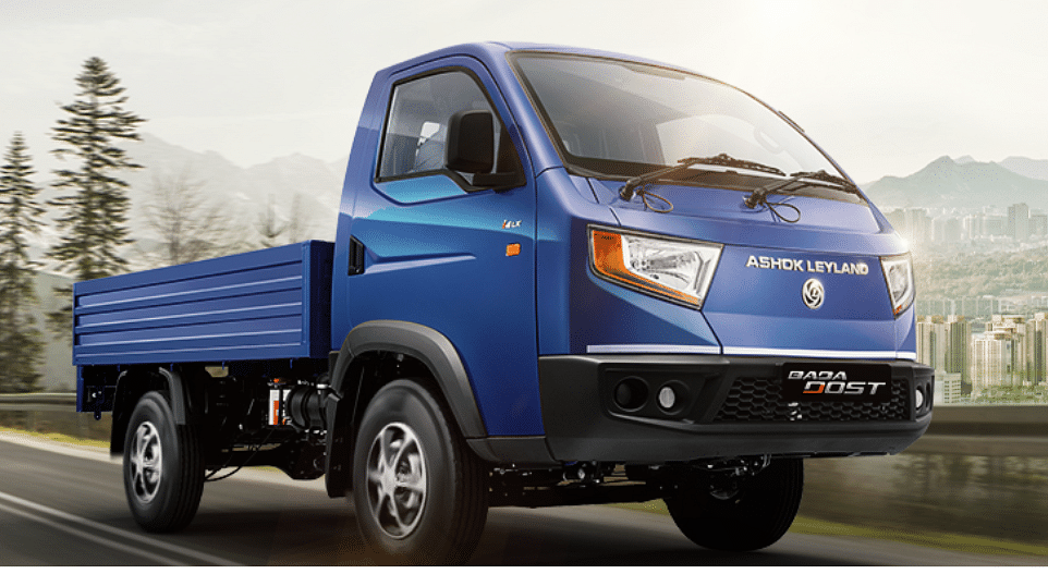 ICICI Securities: Ashok Leyland - Bada Dost Likely To Drive LCV Market Share Gains