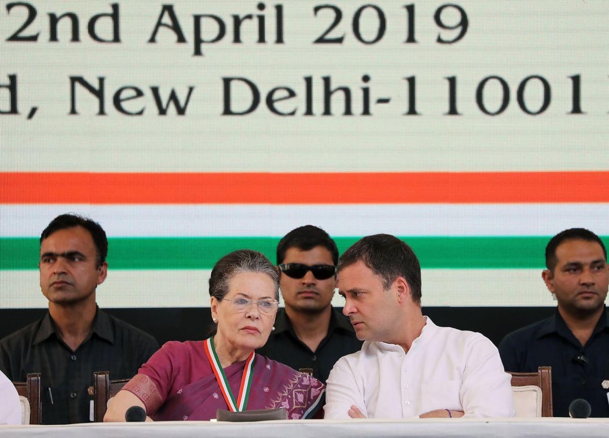 Sonia Gandhi Reconstitutes CWC;  Azad, Vora, Kharge Removed As AICC General Secretaries