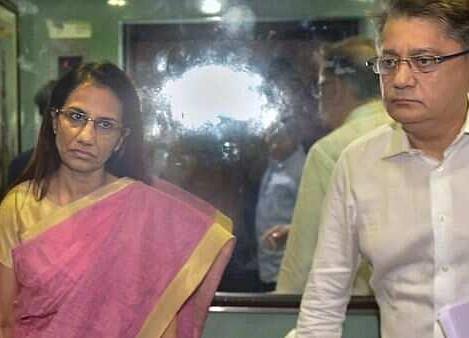 Enforcement Directorate Arrests Chanda Kochhar's Husband Deepak In Money Laundering Case
