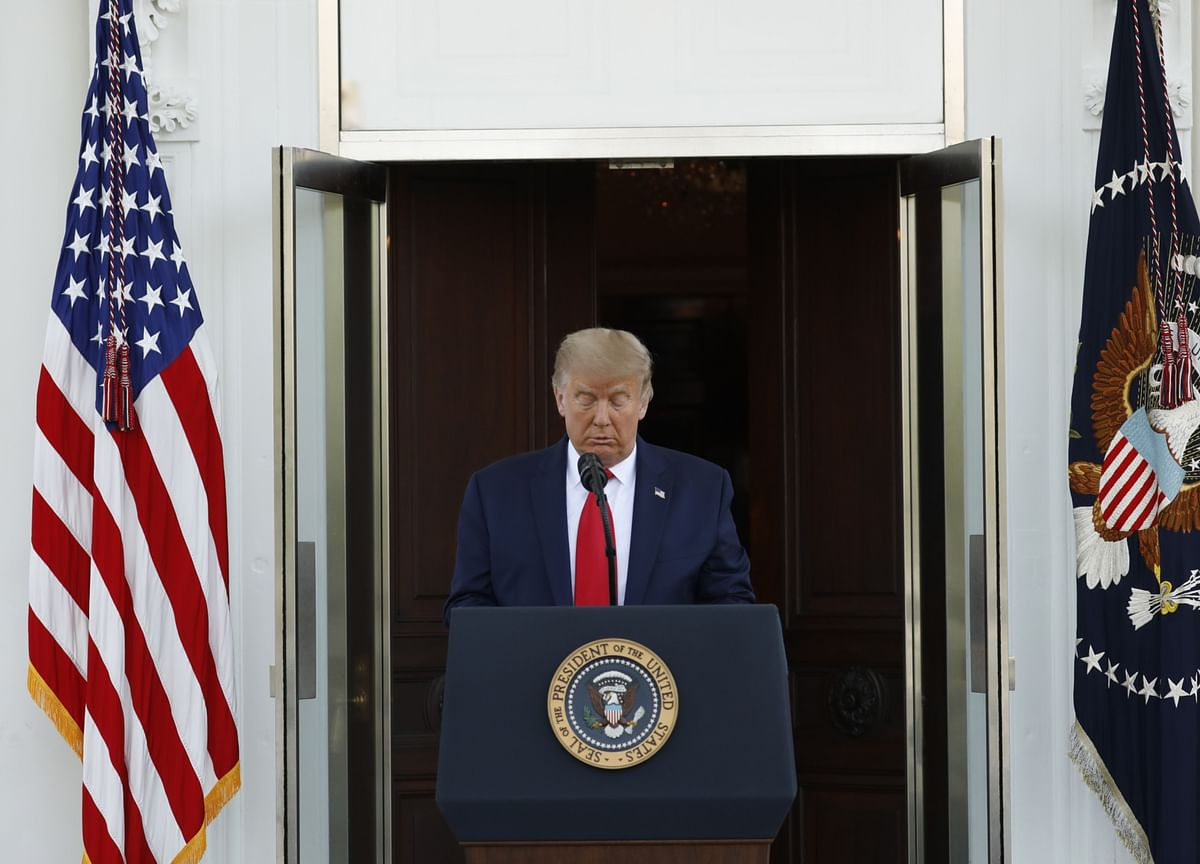 Trump Hints at Vaccine 'Surprise' as Biden Demands Transparency