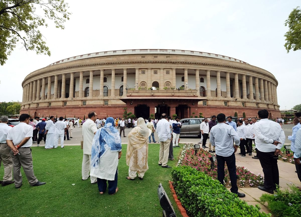 Parliament Session May End By Mid-Next Week As Covid-19 Cases Rise Among MPs