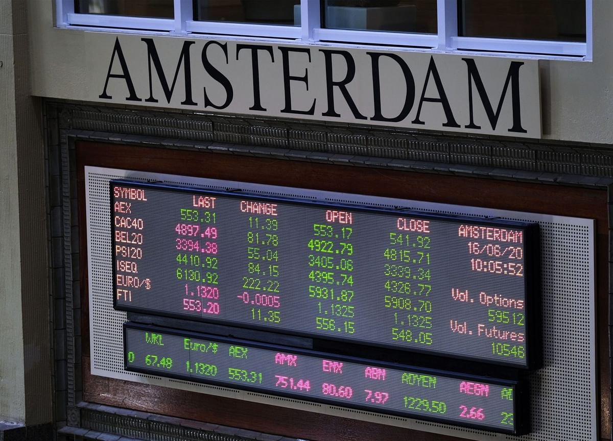 Europe's Stuck-in-a-Rut Stock Market May Stay There All Year