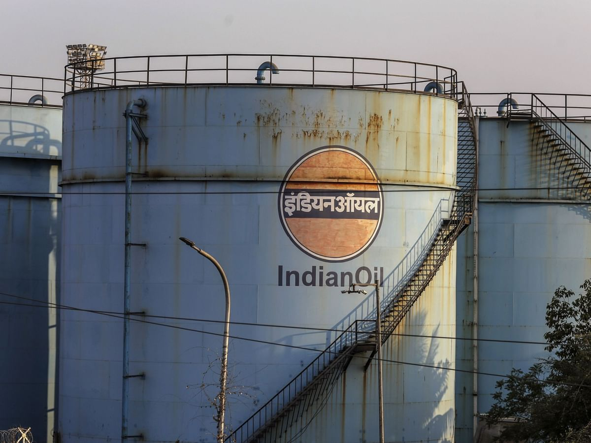 Indian Oil Q2 Profit Jumps More Than Threefold, Sales Up 37%
