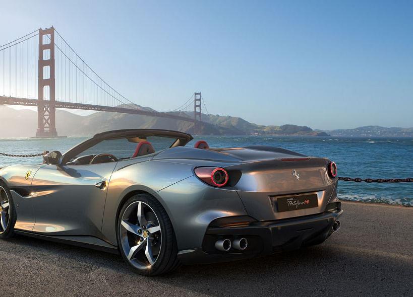 Ferrari's New Portofino Model Pushes Past 600 Horsepower
