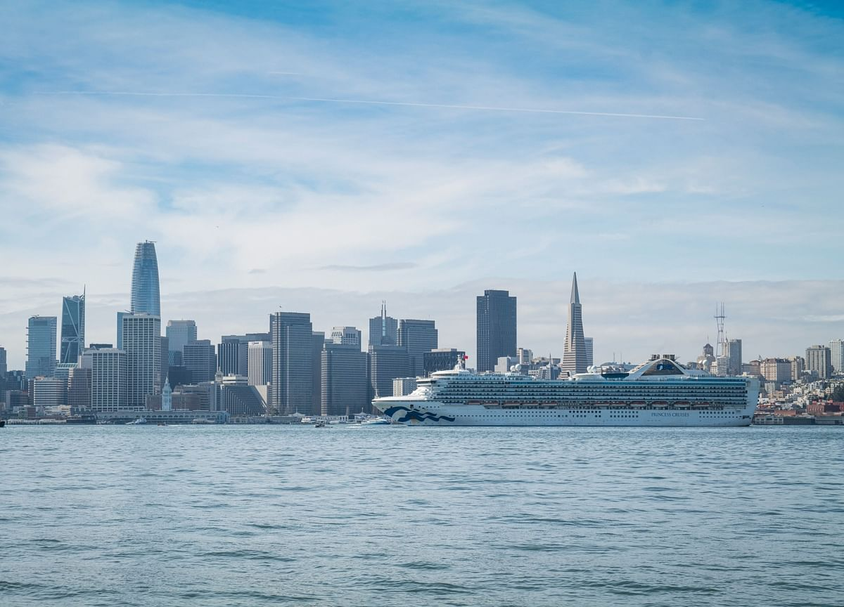 The Carnival Cruise Ship That Spread Coronavirus Around the World