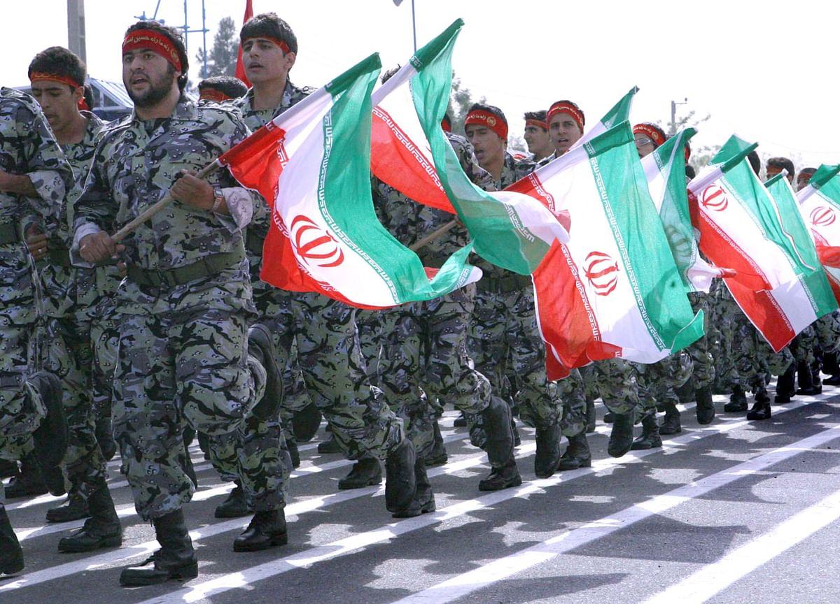 Iran Warns U.S. to Keep Away From Persian Gulf Military Drills