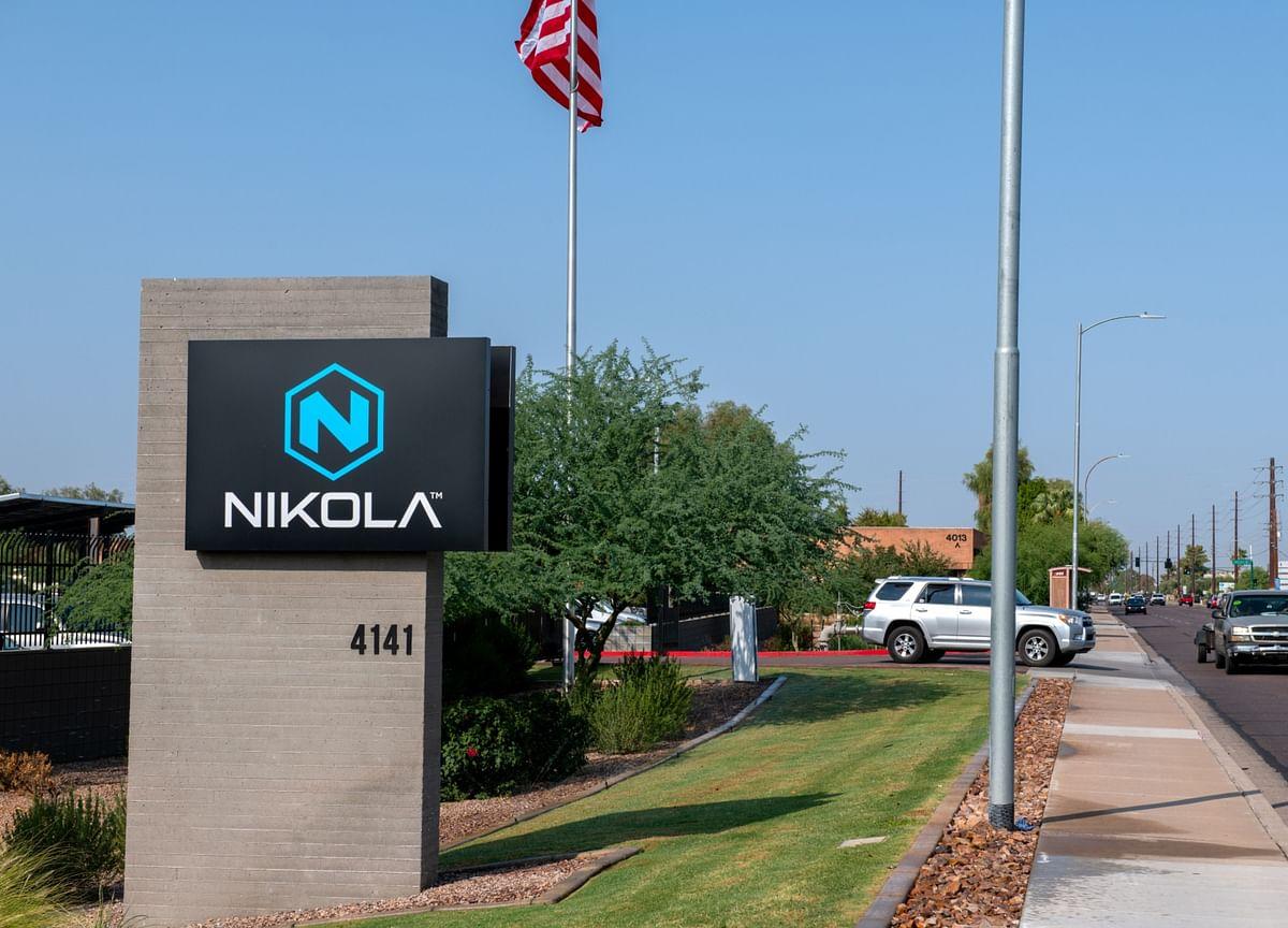 Nikola Slumps as U.S. Justice Department Said to Make Inquiries