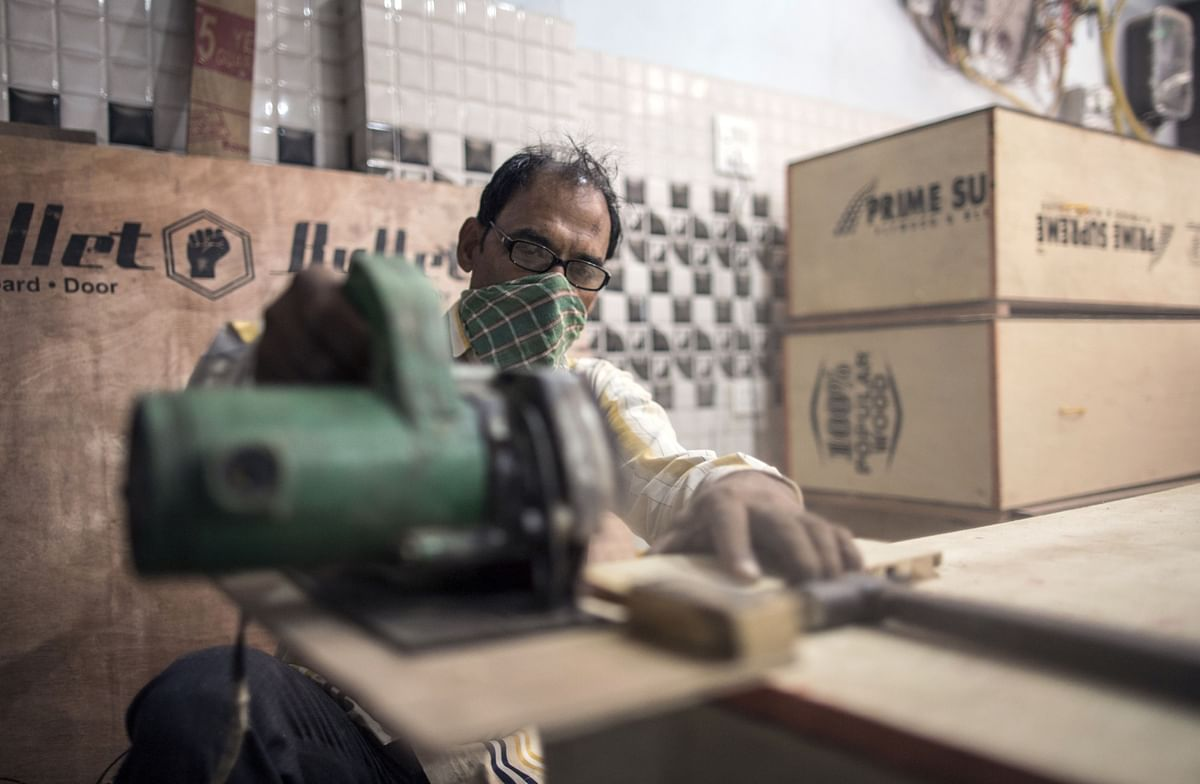 PMI: India's Manufacturing Activity Expands After Four Months Of Contraction