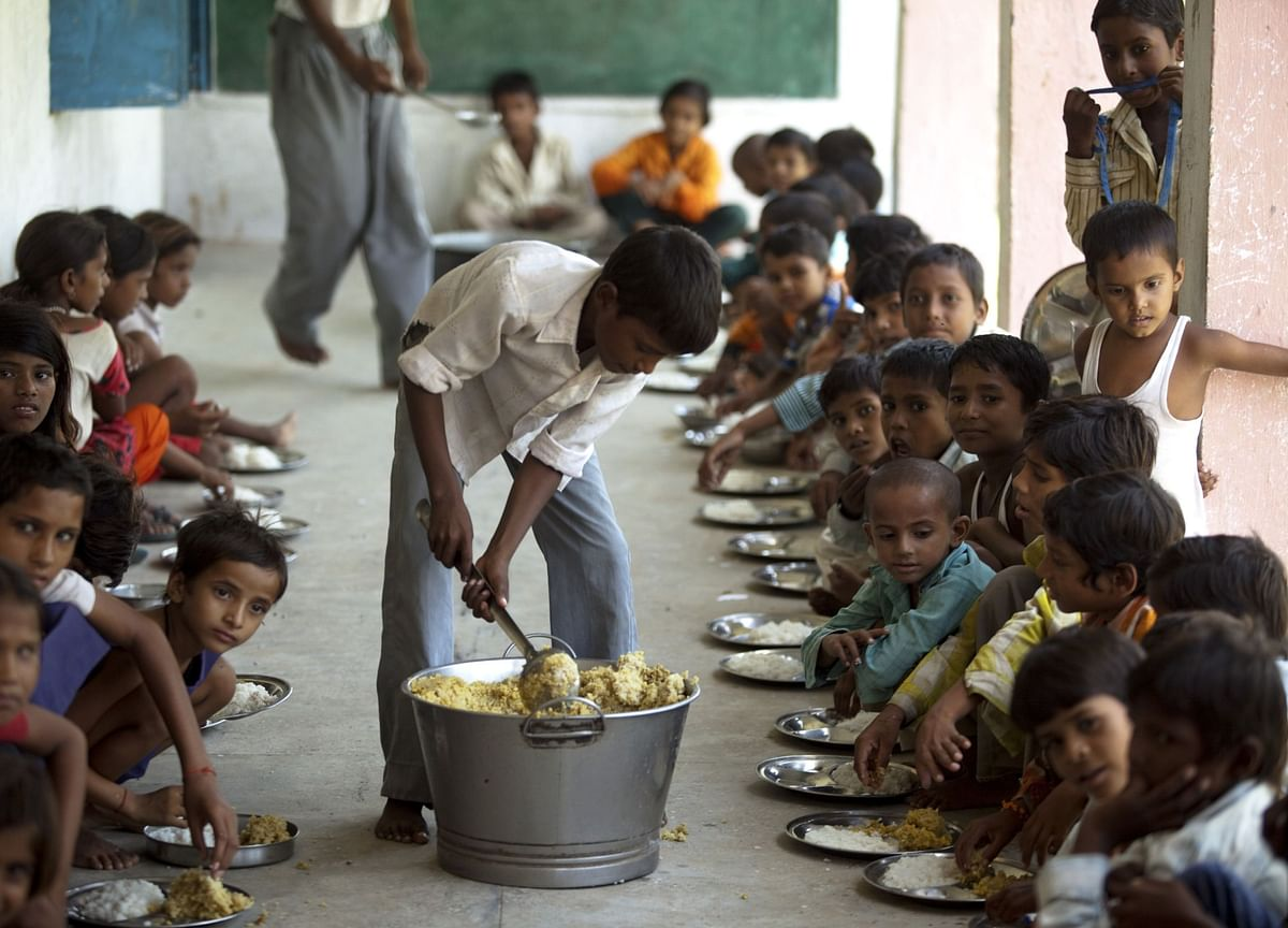 Fortified Staples, More Ration Can Help Kids Who Missed Mid-Day Meals In Lockdown: UN WFP