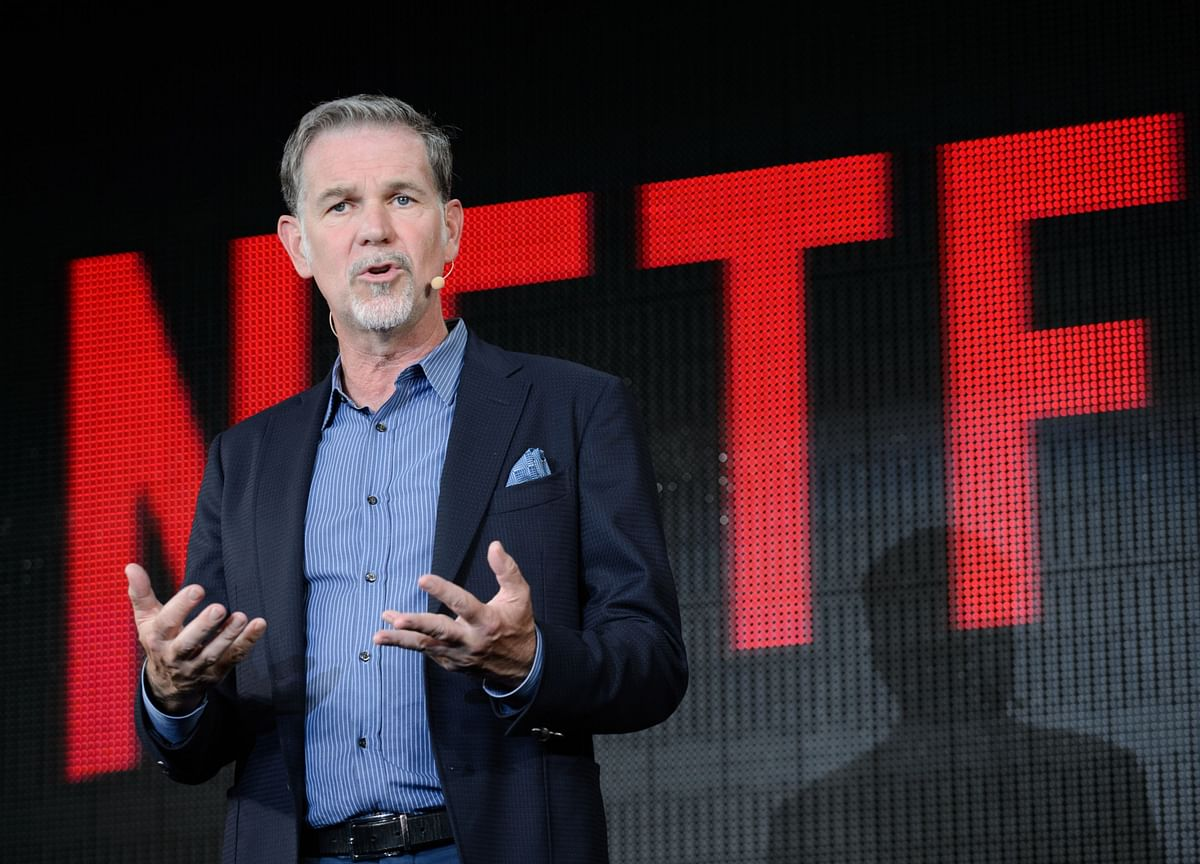 Covid-19 May Hurt Netflix's Output In 2021, Says Co-CEO Reed Hastings