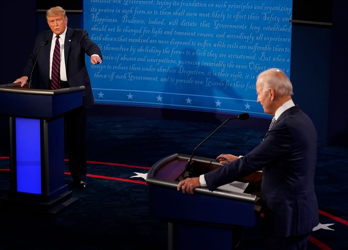 Biden Has 78% Chance of Winning Presidency, Forecasters Say