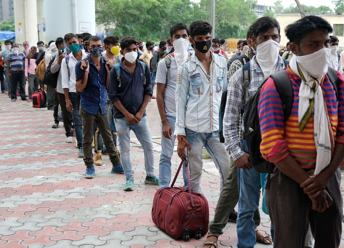 Over 1 Crore Migrant Labourers Return To Home States On Foot During March-June: Government