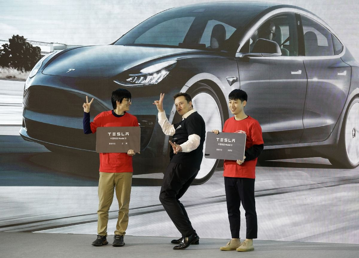 Tesla China Demand Fuels 'Home Run' Quarter for Deliveries